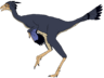 Zora the Caudipteryx