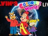 Alvin's Colorful World Live!