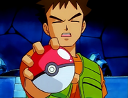Brock in Battle