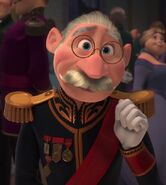 Duke of Weselton Frozen