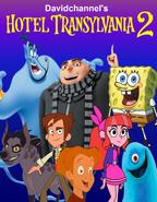 Hotel Transylvania 2 (Davidchannel's Version) Poster
