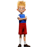 Lewis meet the robinsons