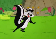 Pepe Le Pew in 1961