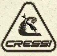 2020 Cressi Mermaid logo