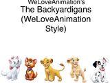 The Backyardigans (WeLoveAnimation Style)