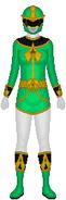 Green Gormiti Ranger
