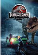 Jurassic Park (1993) (Davidchannel's Version) Poster