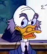 Ludwig Von Drake in DuckTales