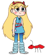 Star meets Ant