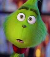 The Grinch (Young) in The Grinch