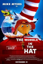 The Womble in the Hat (2003) Poster