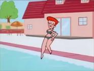 Dexter's Lab - Better Off Wet - Full Episode - Part 3 - Dexter's Mom hums.