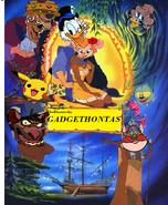Gadgethontas VHS