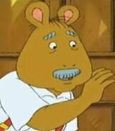 Grandpa Dave in Arthur