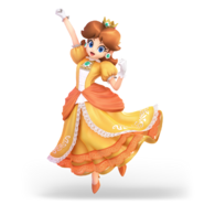 Princess Daisy SSBU