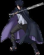Sasuke uchiha boruto naruto the movie by esteban 93-d9r5qln