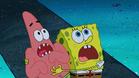 Spongebob and patrick so scared