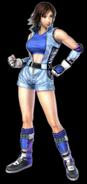 Asuka in Tekken 5