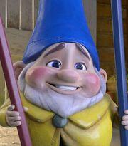 Benny in Sherlock Gnomes