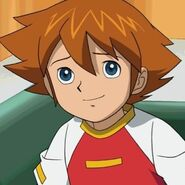 Chris Thorndyke in Sonic X