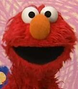 Elmo in Exercise