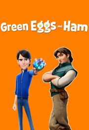 Green Eggs & Ham (Itzahk1000) Poster