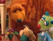 Harry crying in Bear in the Big Blue House: Lost and Found