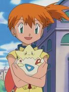 Misty in The Princess and the Togepi-0