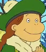 Muffy Crosswire in Arthur's Perfect Christmas