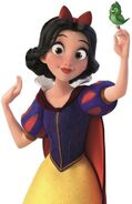 Ralph Breaks the Internet Snow White