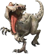 Rudy dinosaur
