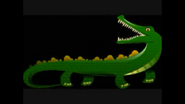 Safari Island Crocodile