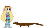 Star meets River Otter