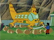 The Magic School Bus Helicopter Bus