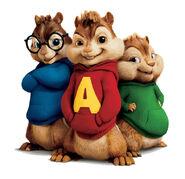 The chipmunks cgi