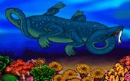 Dinosaur explorers - nothosaurus
