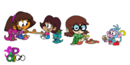 Dora & Darcy