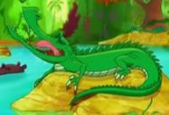 GOTJ 2003 Crocodile