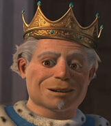 King Harold in Shrek 2