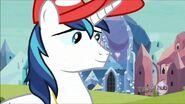 Ms. Peachbottom Flirts with Shining Armor - Games Ponies Play.flv 000005572