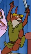 Robin hood drops down 3