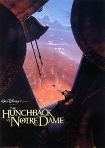 The Hunchback of Notre Dame English Poster