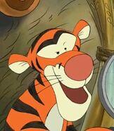 Tigger in Pooh's Heffalump Halloween Movie