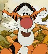 Tigger in Winnie the Pooh ABC's