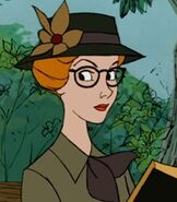Anita Radcliffe in One Hundred and One Dalmatians