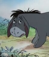 Eeyore in The Many Adventures of Winnie the Pooh