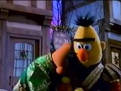 Ernie sobs as he realizes he and Bert are moving separately to the palace