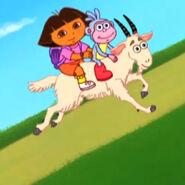 It's Dora Save Diego Mountain Goat