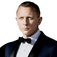 James Bond (Daniel Craig) - Profile