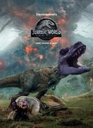 Jurassic World- Fallen Kingdom (2018) (Davidchannel's Version) Poster